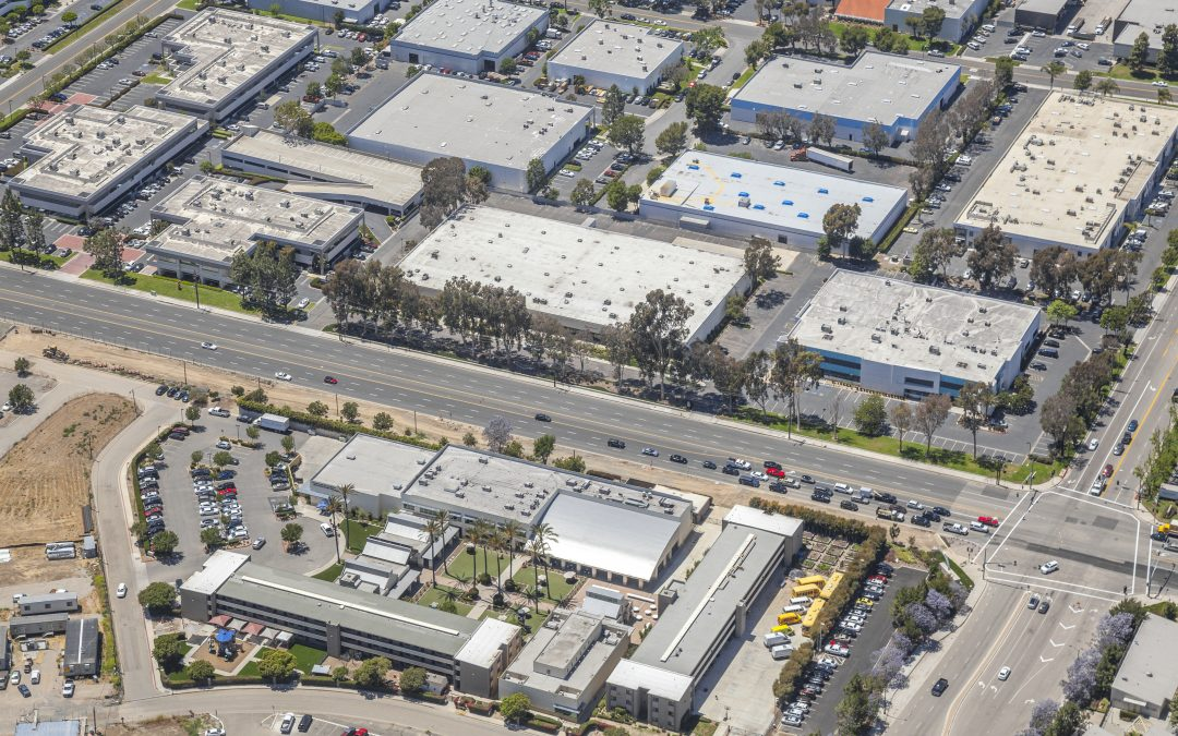 The Different Types of Industrial Investments: Multi-Tenant Business Parks