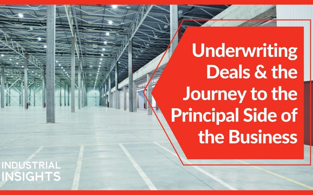 Underwriting Deals & the Journey to the Principal Side of the Business with Jonathan Metcalfe