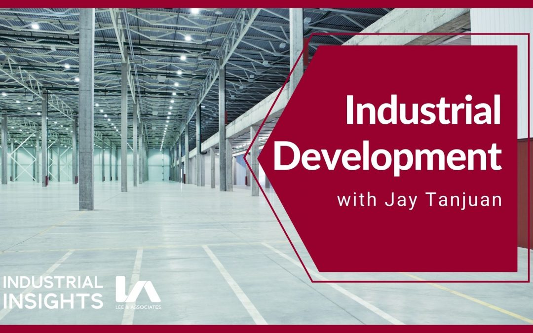 Industrial Development with Jay Tanjuan