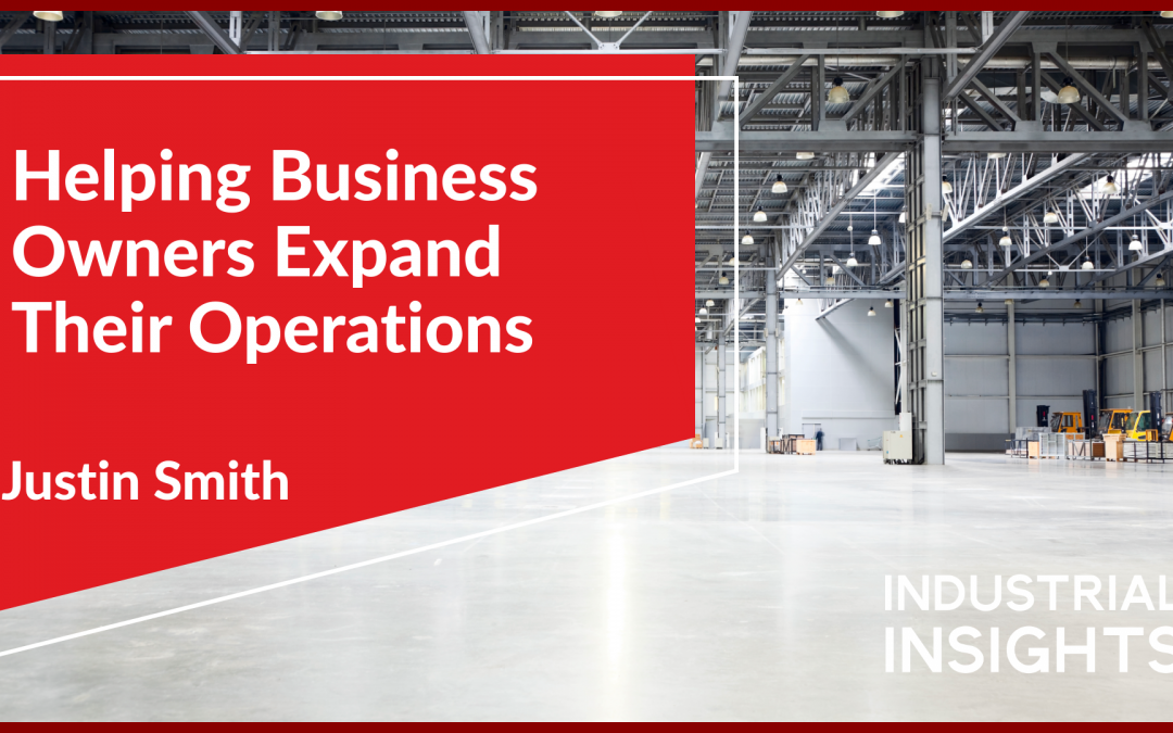 Helping Business Owners Expand Their Operations