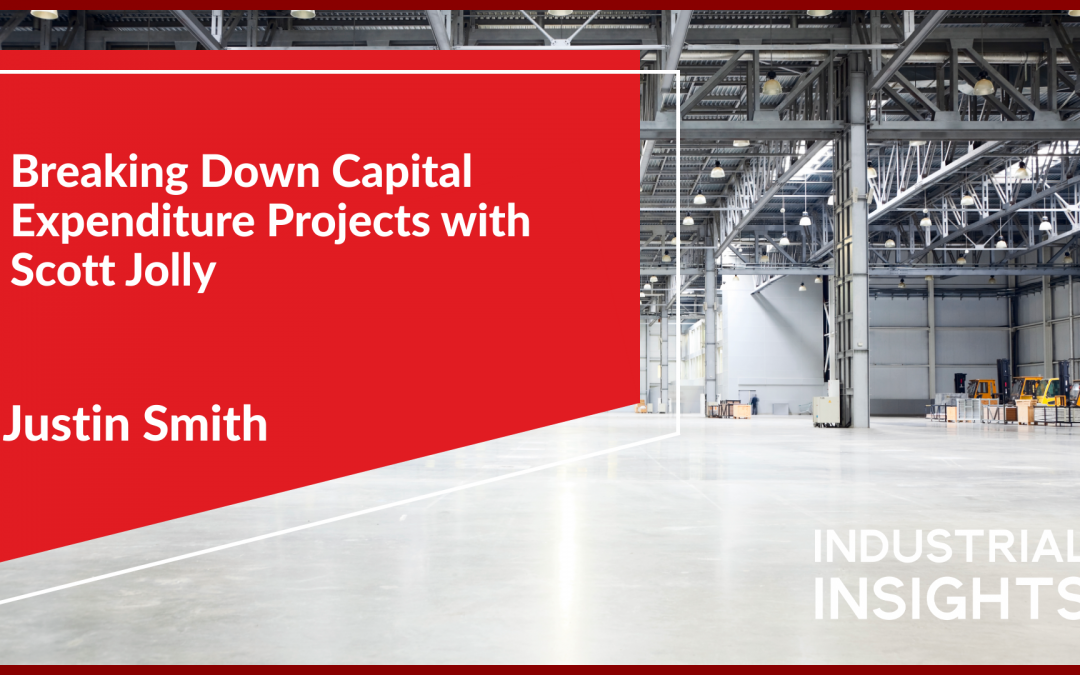 Breaking Down Capital Expenditures Projects with Scott Jolly