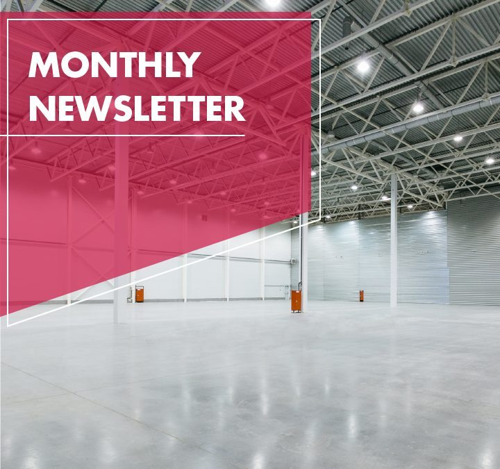 Industrial Insights – August 2019– LA/OC/IE