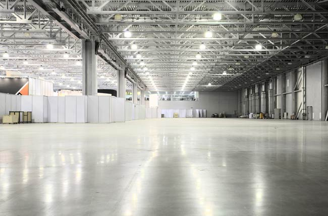 Evaluating the lights in your warehouse?